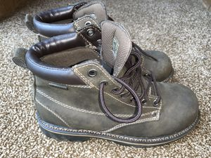 Like new men's work boots DEXTER size 9.5 for Sale in Zebulon, NC