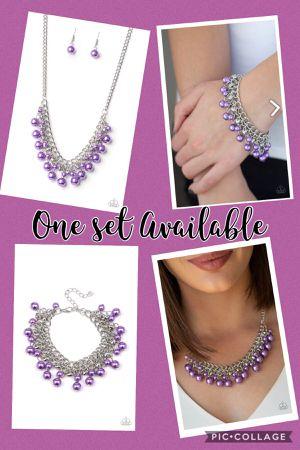 Necklace , Earrings , Bracelet Set NEW for Sale in Yelm, WA