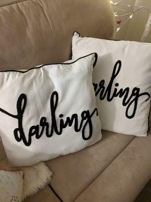 Throw pillows for Sale in Glen Burnie, MD