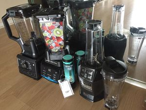 House staging real estate ninja blender display items. NON FUNCTIONAL demo for Sale in Pembroke Pines, FL