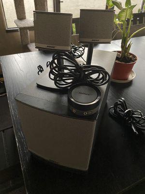Bose Companion 3 Series II Multimedia Speaker System for Sale in San Diego, CA