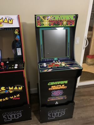 Arcade game centipede three other games for Sale in Poway, CA
