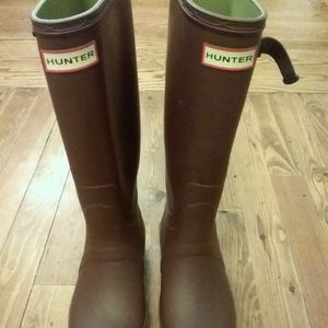 Hunter Unisex Tall Rain Boots for Sale in West Haven, CT