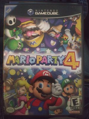Mario-Party 4 for Sale in Orange, CA