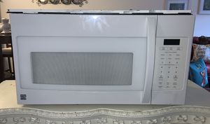 Kenmore Over the Range Microwave ($50) for Sale in Miami, FL
