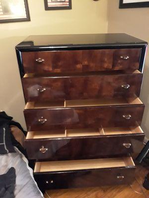 Cooler for bar $900.00 obo. Dresser $180.00 obo, Wooden stools have 4 $25.00 obo. for Sale in San Antonio, TX