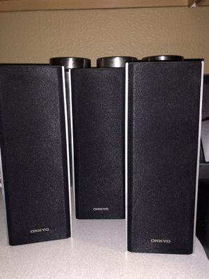 Onkyo surround satellite speakers for Sale in Glendale, AZ