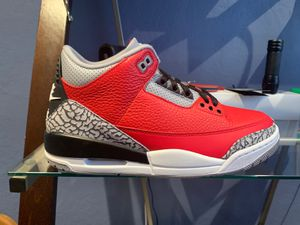 Air Jordan 3 Retro SE Unite Fire Red for Sale in Hayward, CA