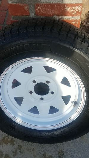 Trailer tire for Sale in La Puente, CA