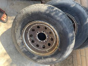 Trailer rims & tires for Sale in San Diego, CA