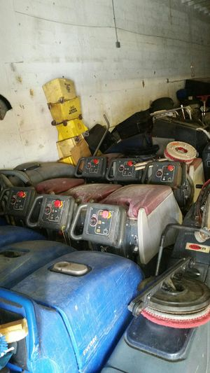 Floor Machines (parts only) for Sale in Hialeah, FL