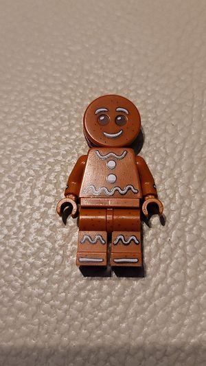 Lego 5005156 Gingerbread Man Christmas Minifig for Sale in Hialeah, FL