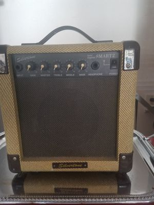 Guitar Amplifier - Silvertone for Sale in Davenport, FL