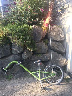 Burley Piccolo trailer bike in excellent condition for Sale in Kirkland, WA