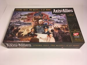 Axis & Allies Spring 1942 Board Game for Sale in Newark, OH