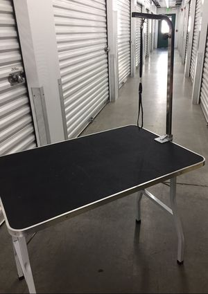 Dog grooming table for Sale in Puyallup, WA