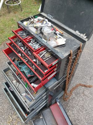 Double stack tool box for Sale in Marietta, GA