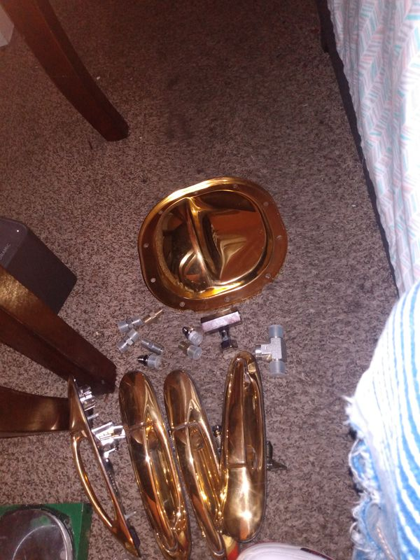 Miscellaneous lowrider parts
