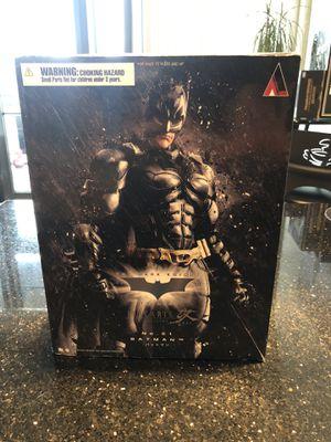Play Arts Dark Knight Batman no. 01 figure for Sale in Chicago, IL
