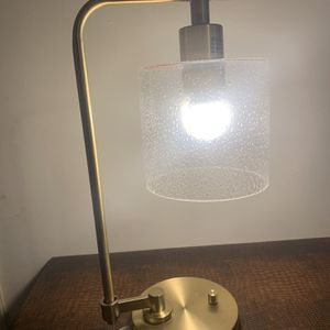 Gold Lamp for Sale in Raleigh, NC