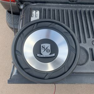 Sound Ordnance B-12 12in Subwoofer for Sale in Waco, TX