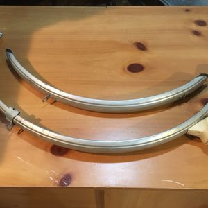 "Vintage Bicycle Fenders With Reflecter 27"" for Sale in Arlington, MA"