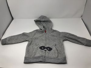 Carters Raccoon Hoodie 12 Months for Sale for sale  New York, NY