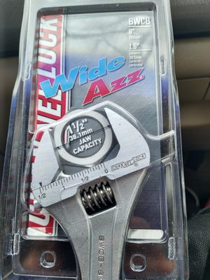 Channel locks New Wide Azz x4 for Sale in Oregon City, OR