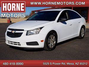 2013 Chevrolet Cruze for Sale in Mesa, AZ