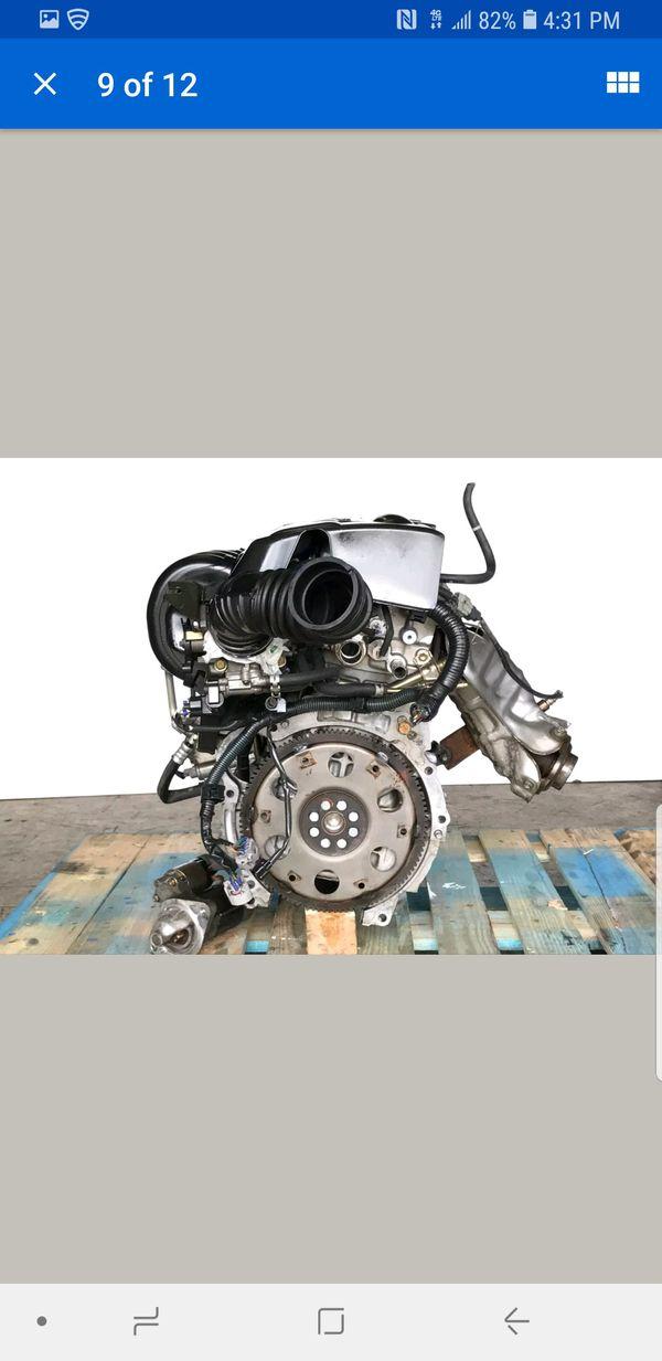 Used JDM 2000-2005 Toyota Corolla Matrix Engine 1.8L VVT-i Motor
