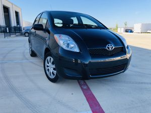 2010 Toyota Yaris ONE OWNER with only 69k miles for Sale in Austin, TX