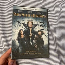 Snow White And The Huntsman DVD for Sale in Dallas,  TX