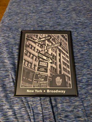 New York Framed Photos for Sale in Morgantown, WV