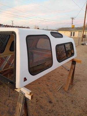 Camper shell for Sale in Barstow, CA