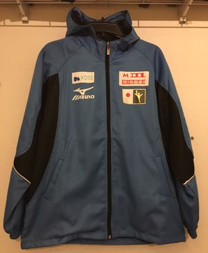 Hoodie Zip-up Pocket Anime Sports Jacket size XL - used only one Halloween for Sale in Tampa, FL