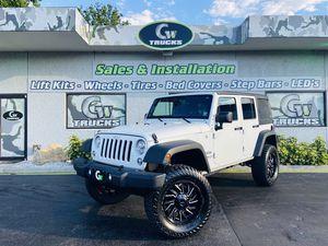 2017 Jeep Wrangler Unlimited for Sale in Jacksonville, FL