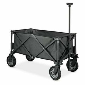 Folding Wagon Multipurpose Black for Sale in Huntington Park, CA