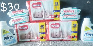 Diaper Bundle for Sale in Alexandria, VA