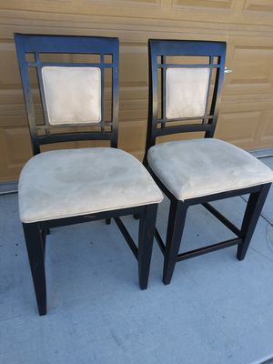 2 bar stools for Sale in Las Vegas, NV