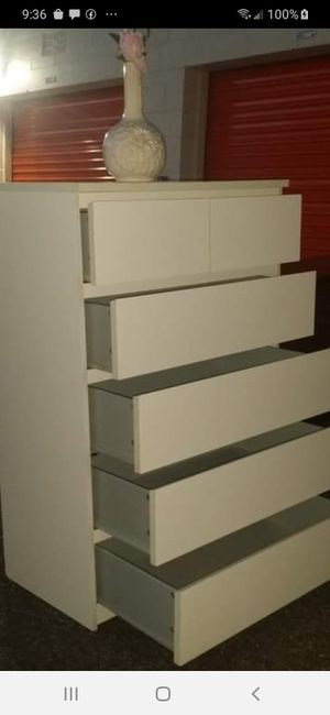 IKEA MALM 6 DRAWER CHEST GREAT CONDITION for Sale in Fairfax, VA