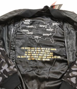 NWT Large Collectible Jordan Jacket for Sale in Boston, MA