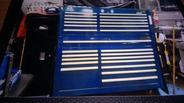 Marco toolbox with tools