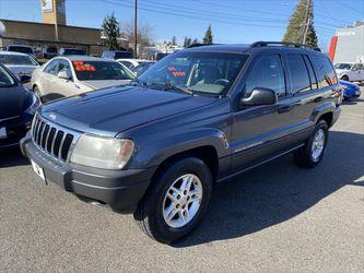 2003 Jeep Grand Cherokee for Sale in Tacoma,  WA