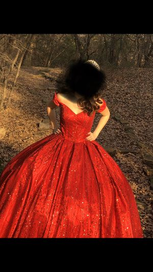quinceanera dress for Sale in Arlington, TX