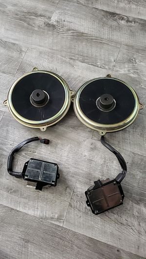 OEM Bose Car Speakers from Mazda RX-8 for Sale in Clearwater, FL