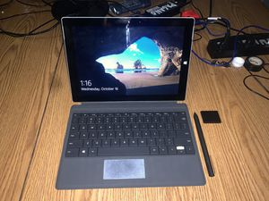 Microsoft Surface 3 64gb w/ pen and keyboard for Sale in Coventry, RI