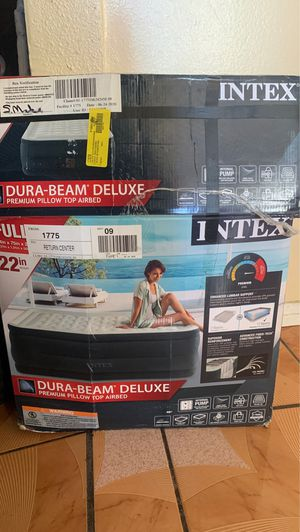 Intex air mattress for Sale in San Fernando, CA