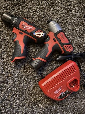 Milwaukee impact drill , driver for Sale in Lubbock, TX