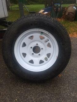 Trailer tire for Sale in Highland Park,  IL
