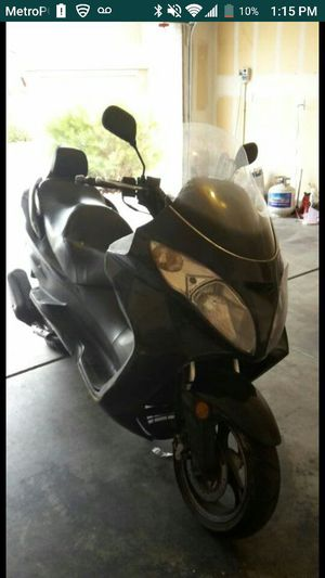 250cc moped runs great for Sale in Las Vegas, NV